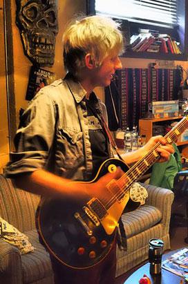 Ben and Slim's Les Paul